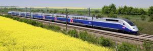 TGV pour l'Afrique