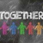 Tenir ensemble est une preuve d'amour