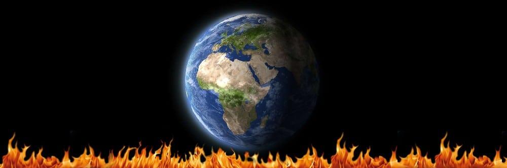 La planète brûle : à vos fourneaux