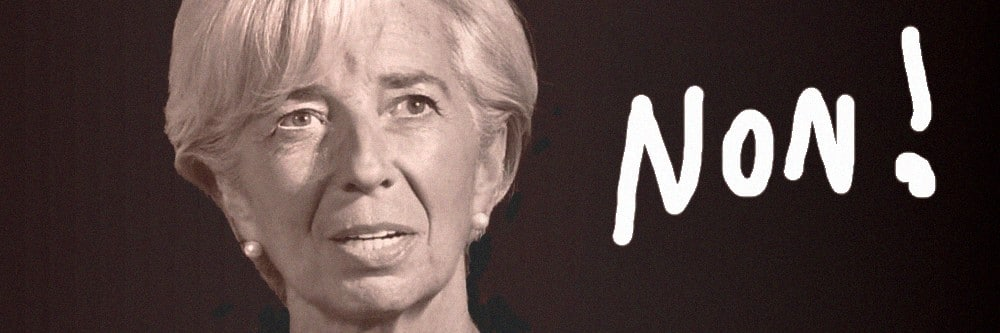 madame lagarde